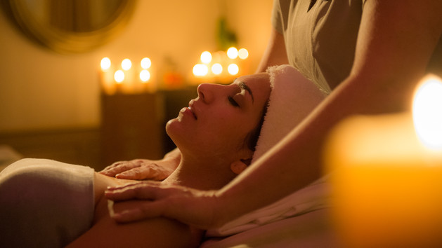 Relax post race with a spa treatment. Photo credit: Disney.com.