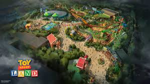 Toy Story Mania Expansion in Hollywood Studios. Photo Credit: Disney Parks Blog.