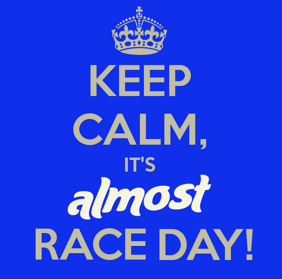 Fit Disney Mom, Race Day Checklist, Running