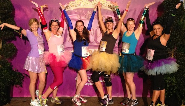 Run Disney, Princes Half Marathon, Running Tips