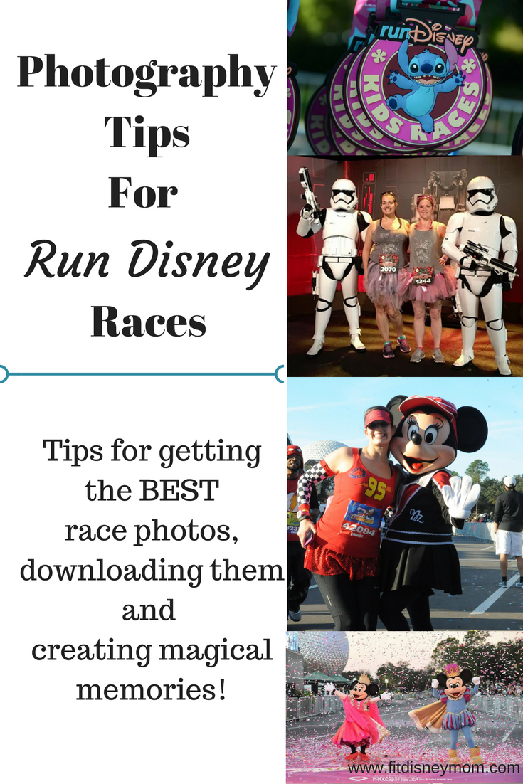 Tips for Run Disney Races