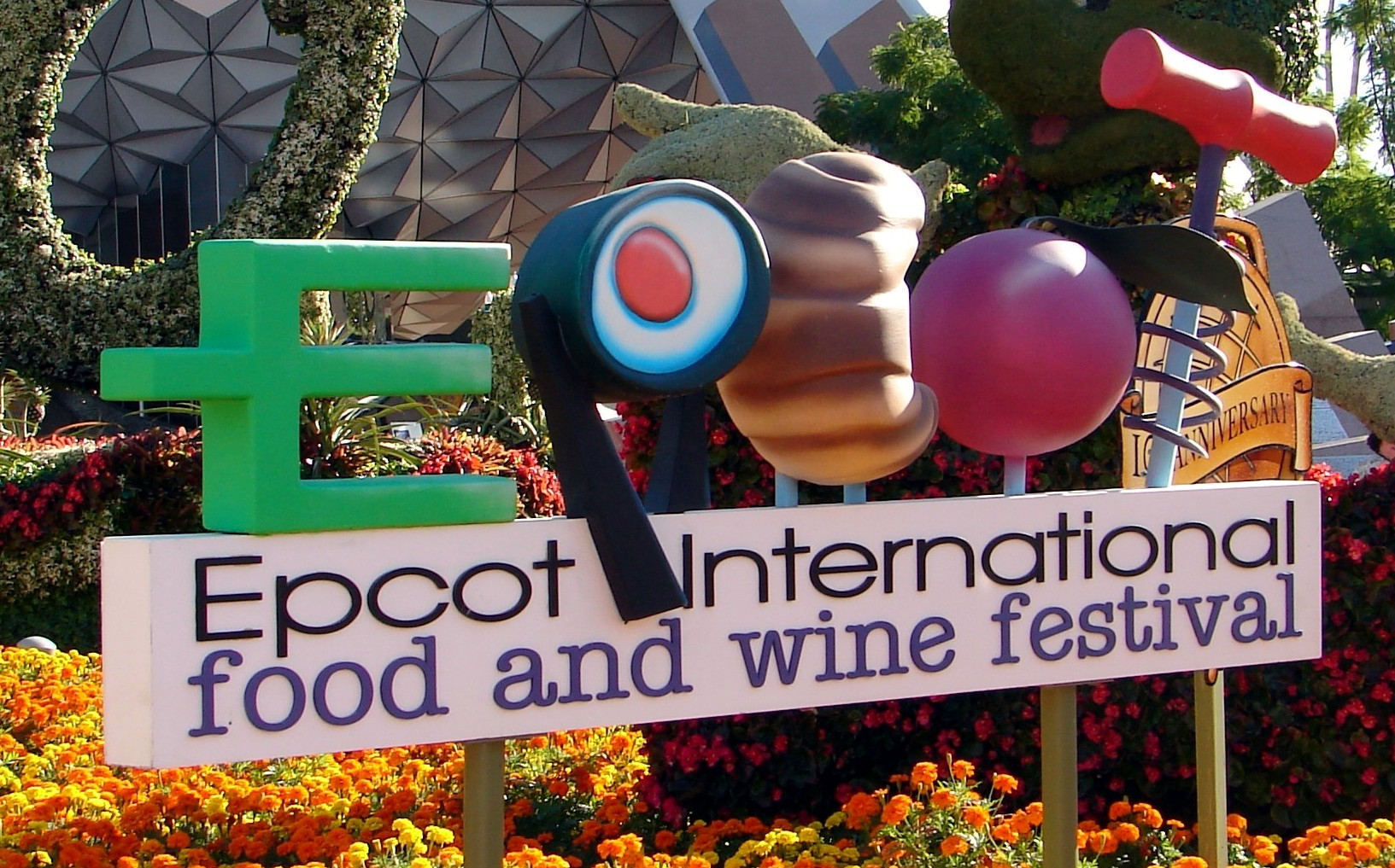 Can't wait to experience the Food and Wine Festival! Photo Credit: An Open Suitcase