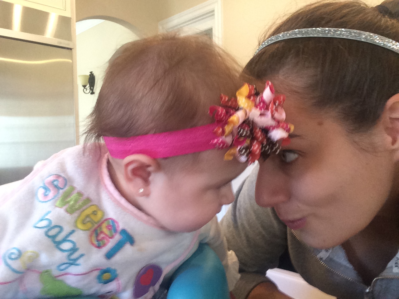 My adorable Niece.