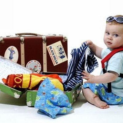 Happy Travels: Tips for Traveling With Young Kids