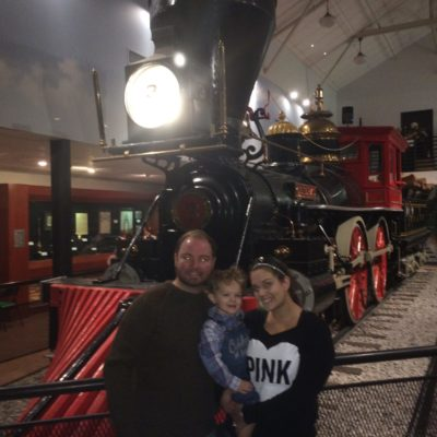 A Family Day with Trains in Kennesaw, GA