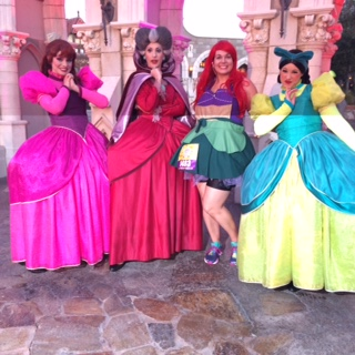 Princess Half Marathon, Run Disney