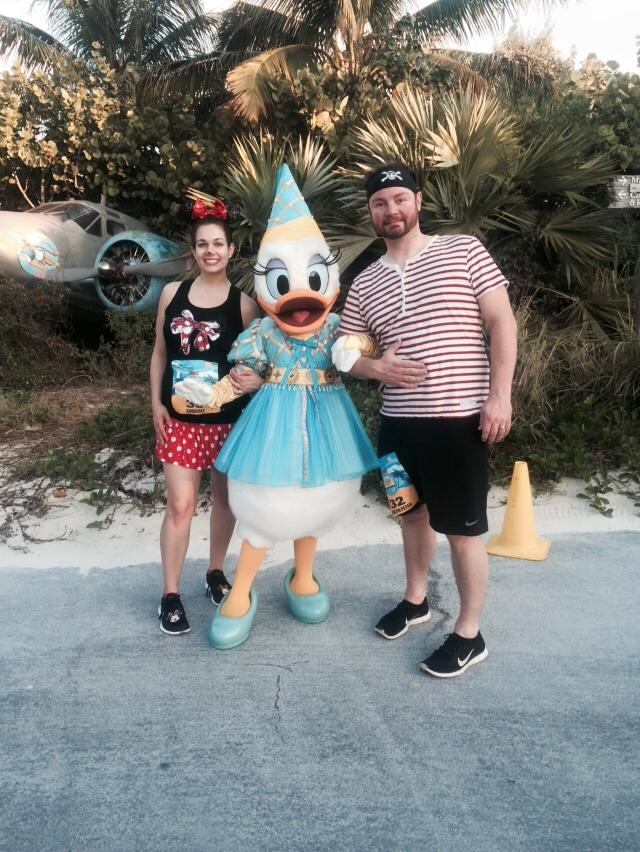 After the Glass Slipper Challenge, we boarded Disney's Dream for the Castaway Challenge in the Bahamas!