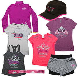 Run Disney, Princess Half Marathon, 2016 Princess Half, Glass Slipper Challenge, Merchandise Preview, Expo