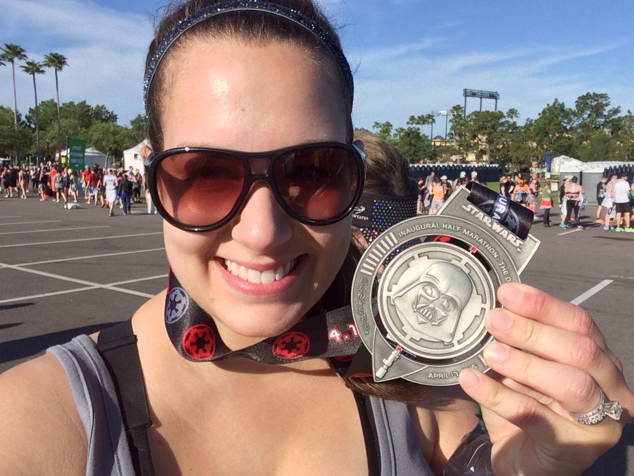 Star Wars Half Marathon Run Disney