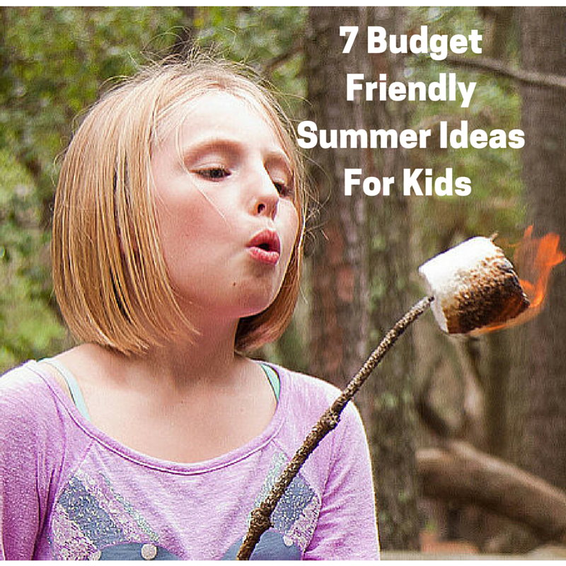 Summer Ideas, Budget Friendly Summer Ideas for Kids, Family, Kids Play Ideas