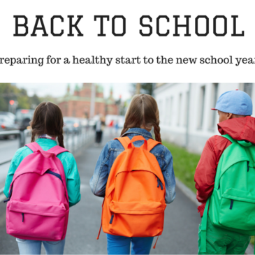 Healthy Back to School Year + GIVEAWAY!