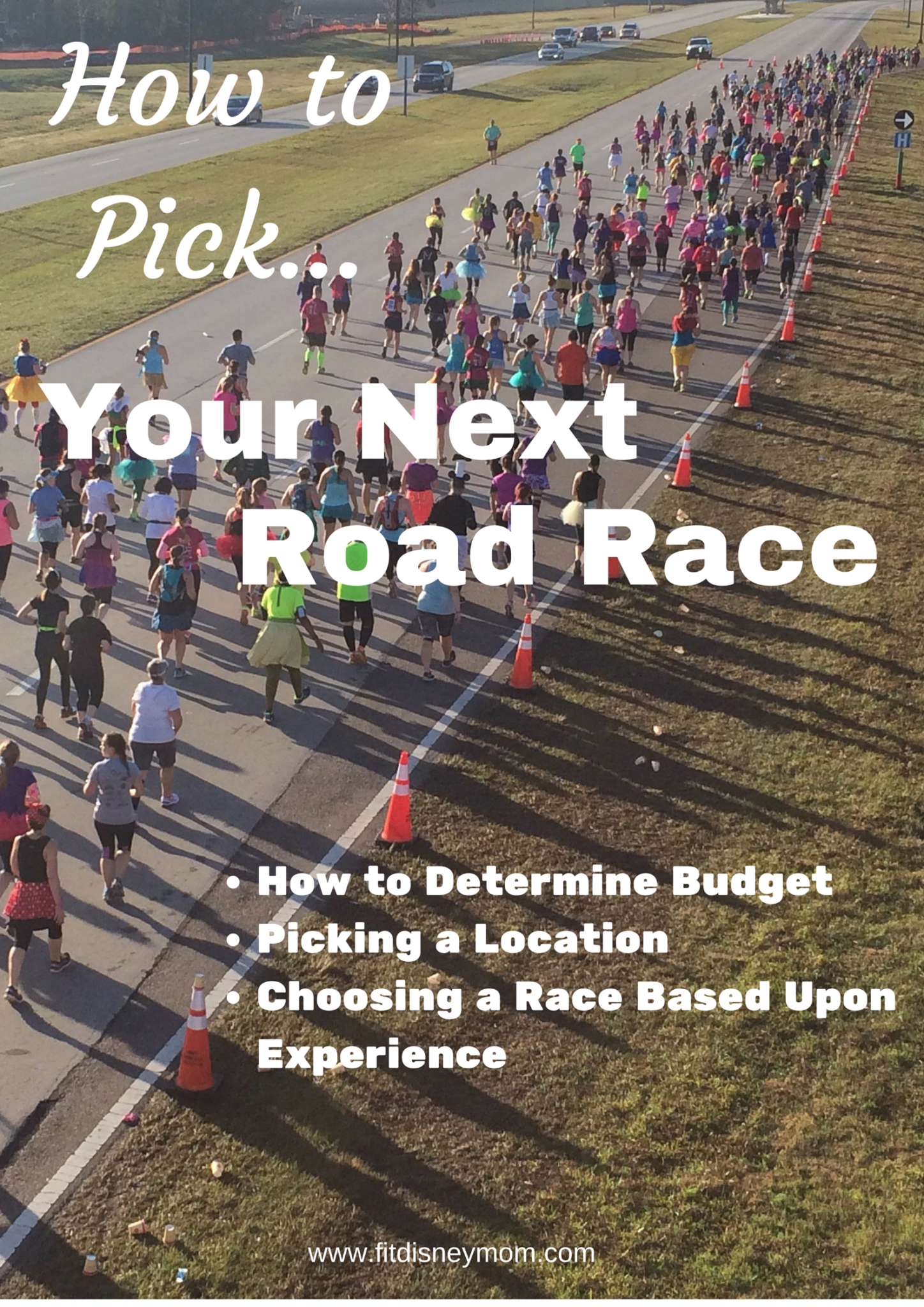 How to Pick Your Next Road Race, How to Choose a Race to Run, What Race to Run, Bucket List Races
