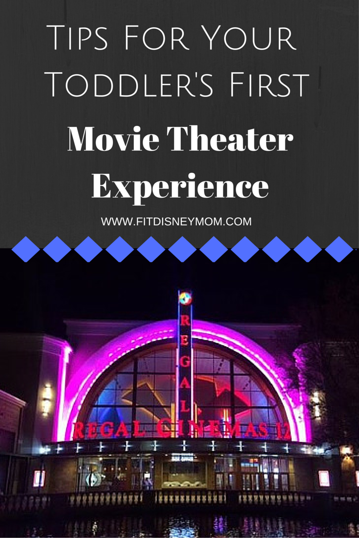 Tips for Child's First Movie Experience