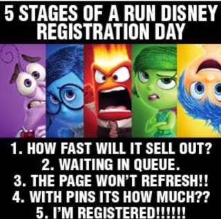 What Gives With Run Disney Registration Lately?