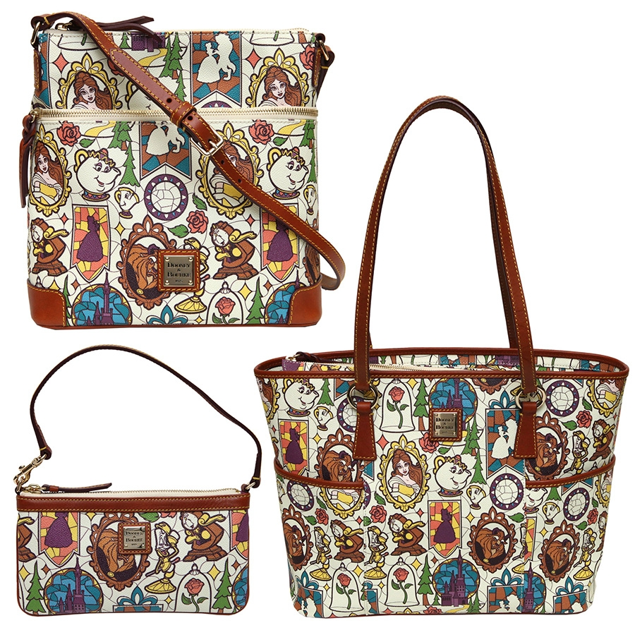 Disney Parks Dooney and Bourke Beauty and the Beast