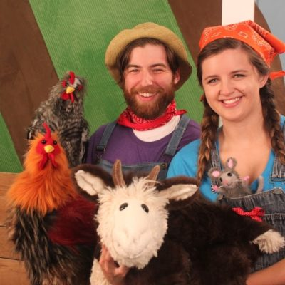 Center For Puppetry Arts Presents, Old MacDonald's Farm