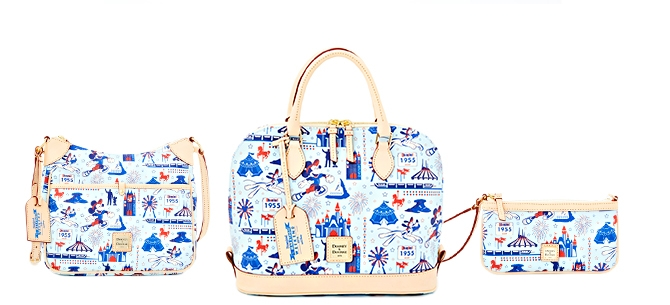 2016 Disneyland Half Marathon Dooney and Bourke