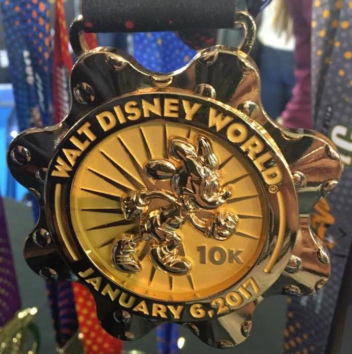 2017 Run Disney Wdw Marathon Weekend Medals Fit Disney Mom