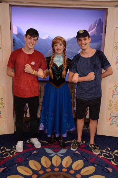 Who to Run Disney With