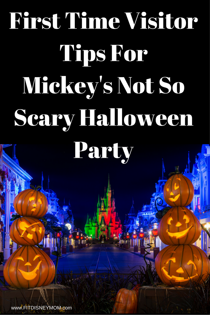 Guide for your 1st Mickey's Not so Scary Halloween Party at Walt Disney World resort! How to make the most of your time at the event. #Disney #DisneyTips