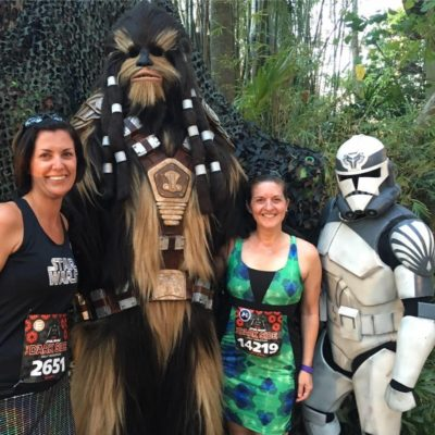 Who to Take on a Run Disney Vacation