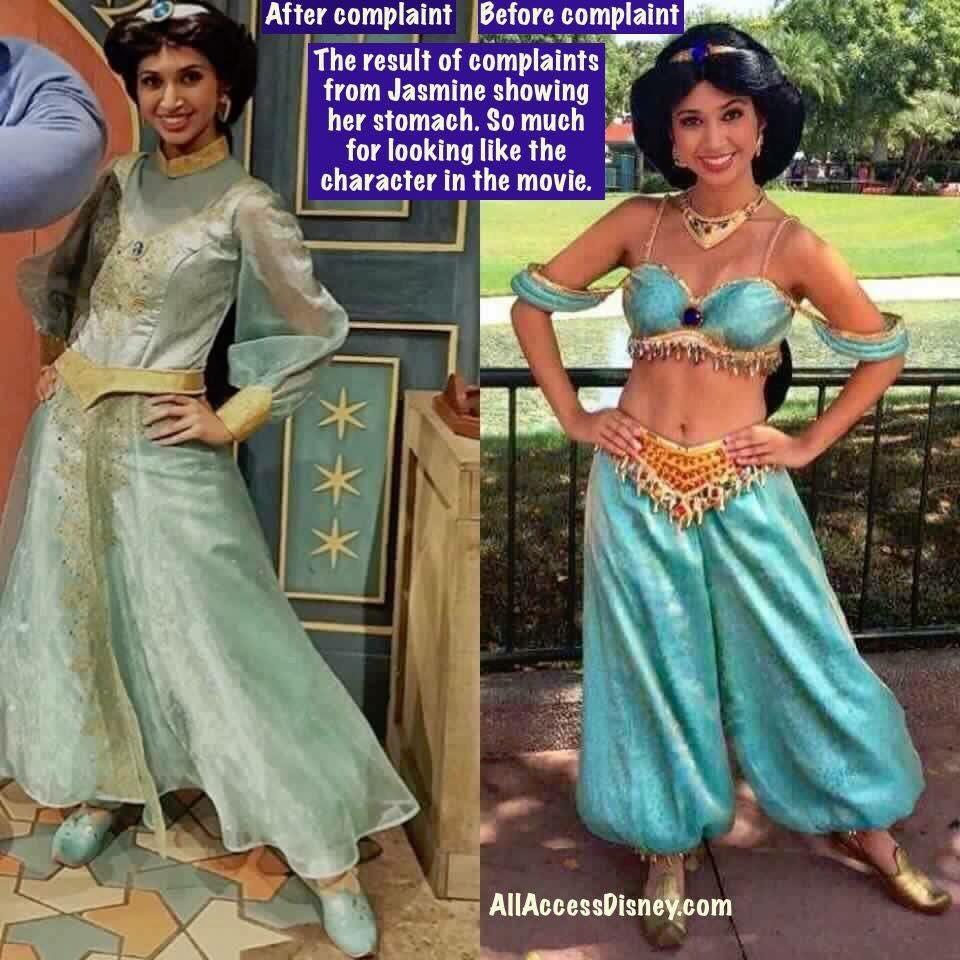 Walt Disney World Princess Jasmine