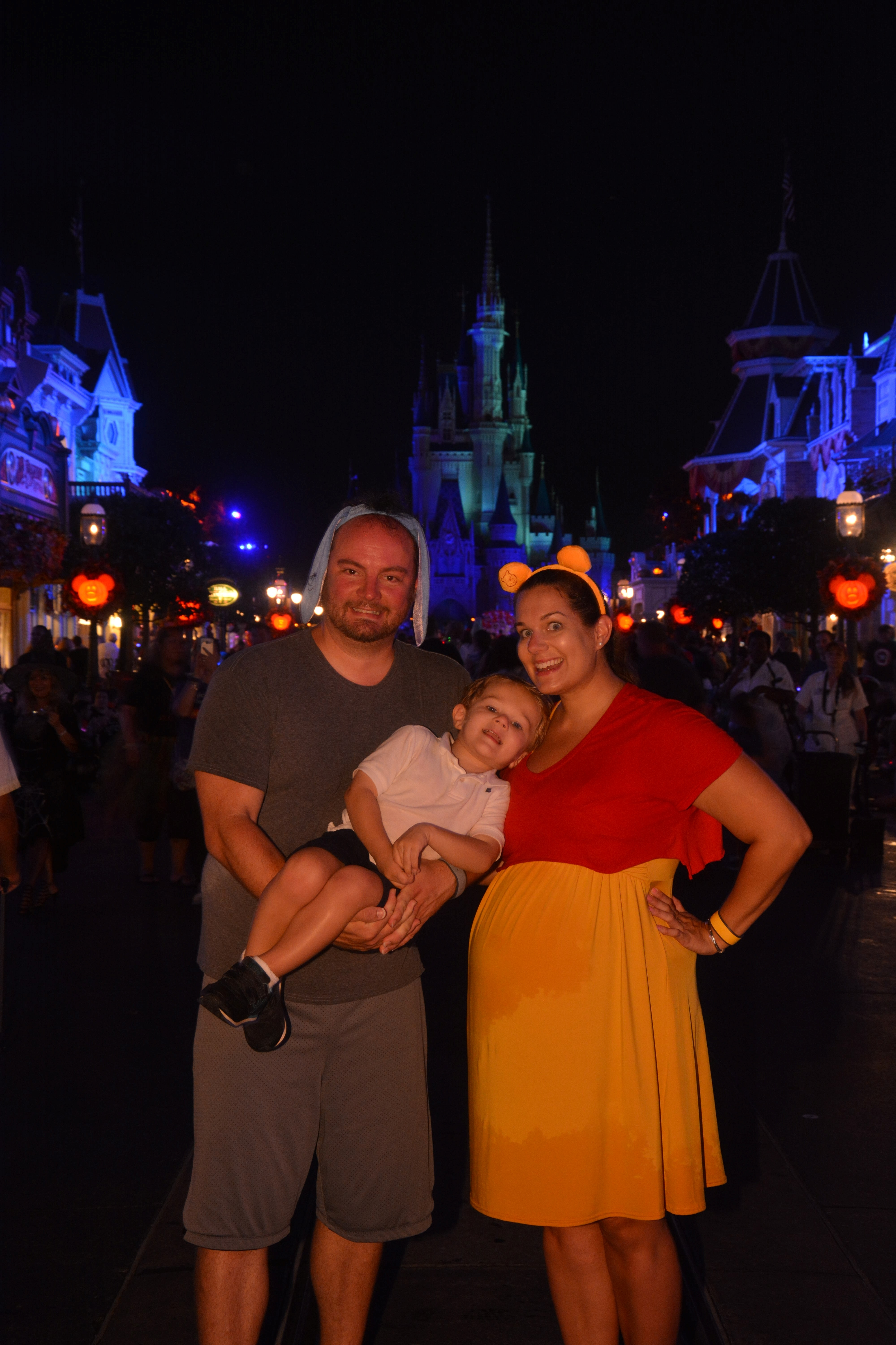 Guide For Your 1st Mickey's Not So Scary Halloween Party | Fit ...