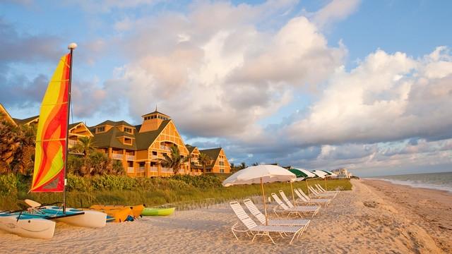 ©Disney Vero Beach Resort
