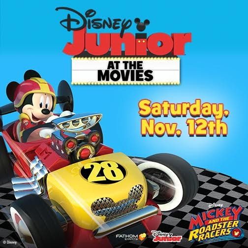 ©FathomEvents ©DisneyJr