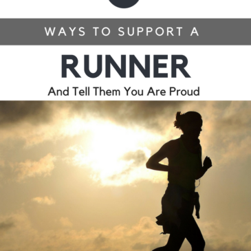 How to Support a Runner- When You Don't Run