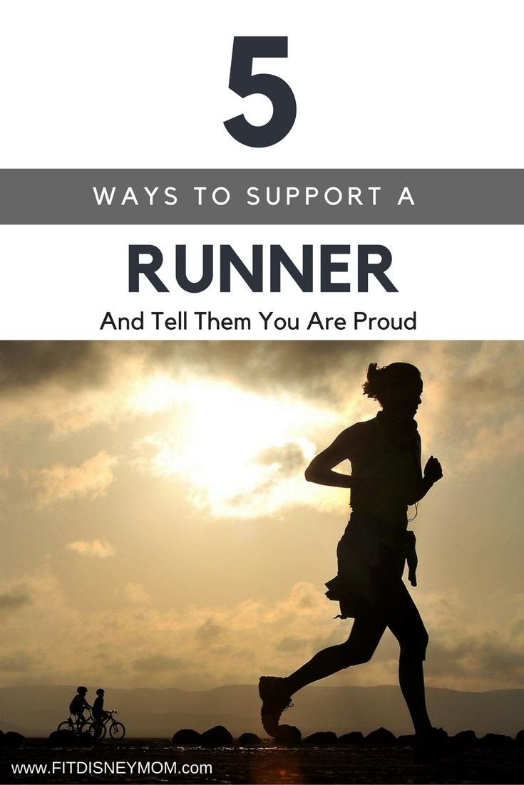 How to Support a Runner