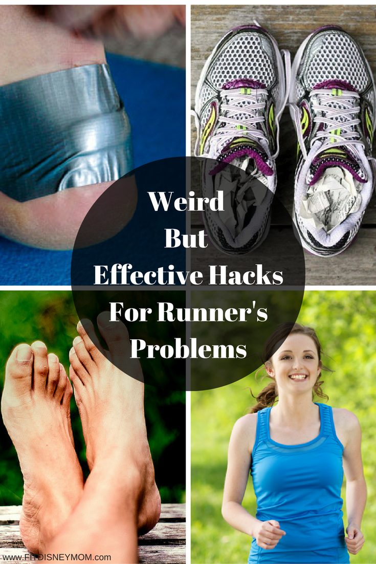 Hacks for Runner's Problems