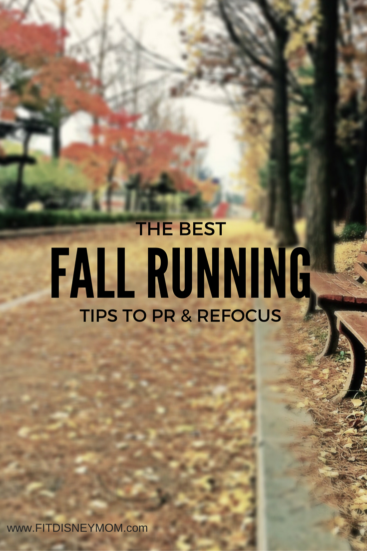 Fall Running, Fall Running Tips