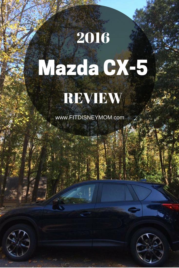 2016 Mazda CX5 Review