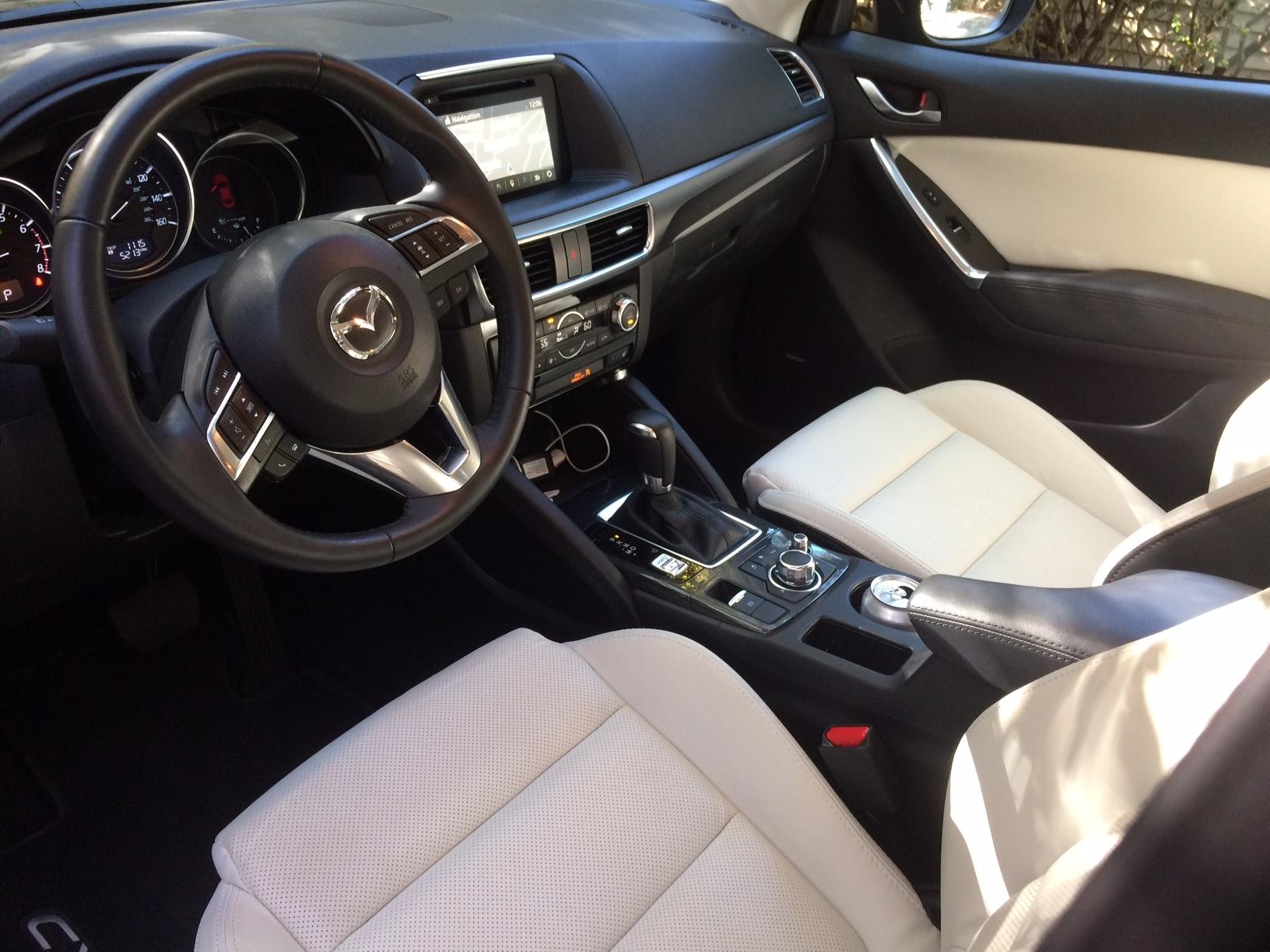 Mazda CX5 Review