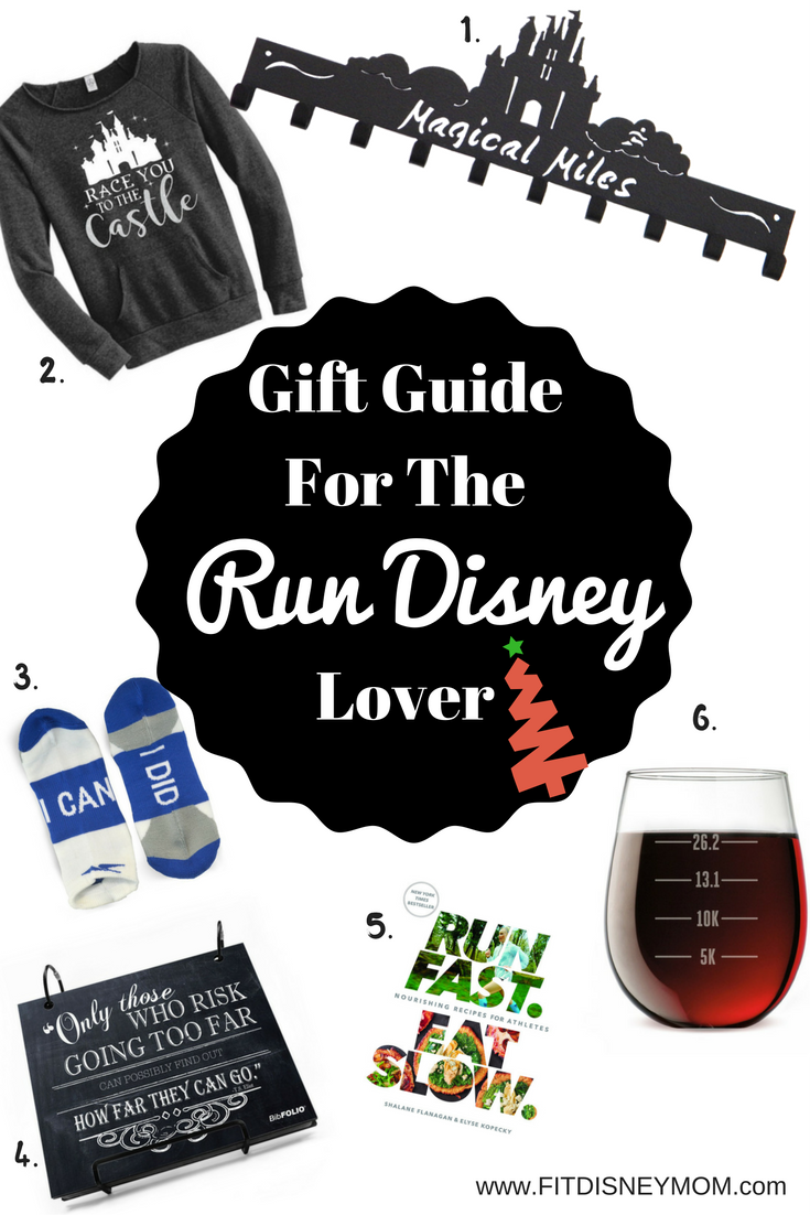 2016 Holiday Gift Guide for the Run Disney Lover