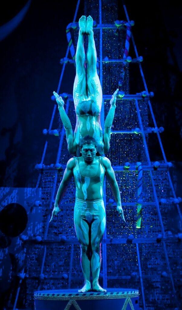 cirque dreams holiday