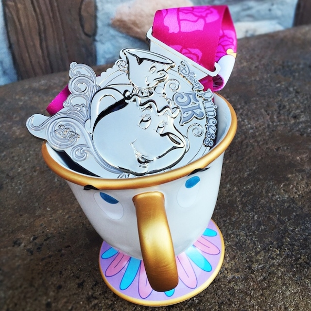 Run Disney Princess Half Marathon Weekend Medals 2017