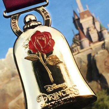 Run Disney Reveals Princess Half Weekend Medals