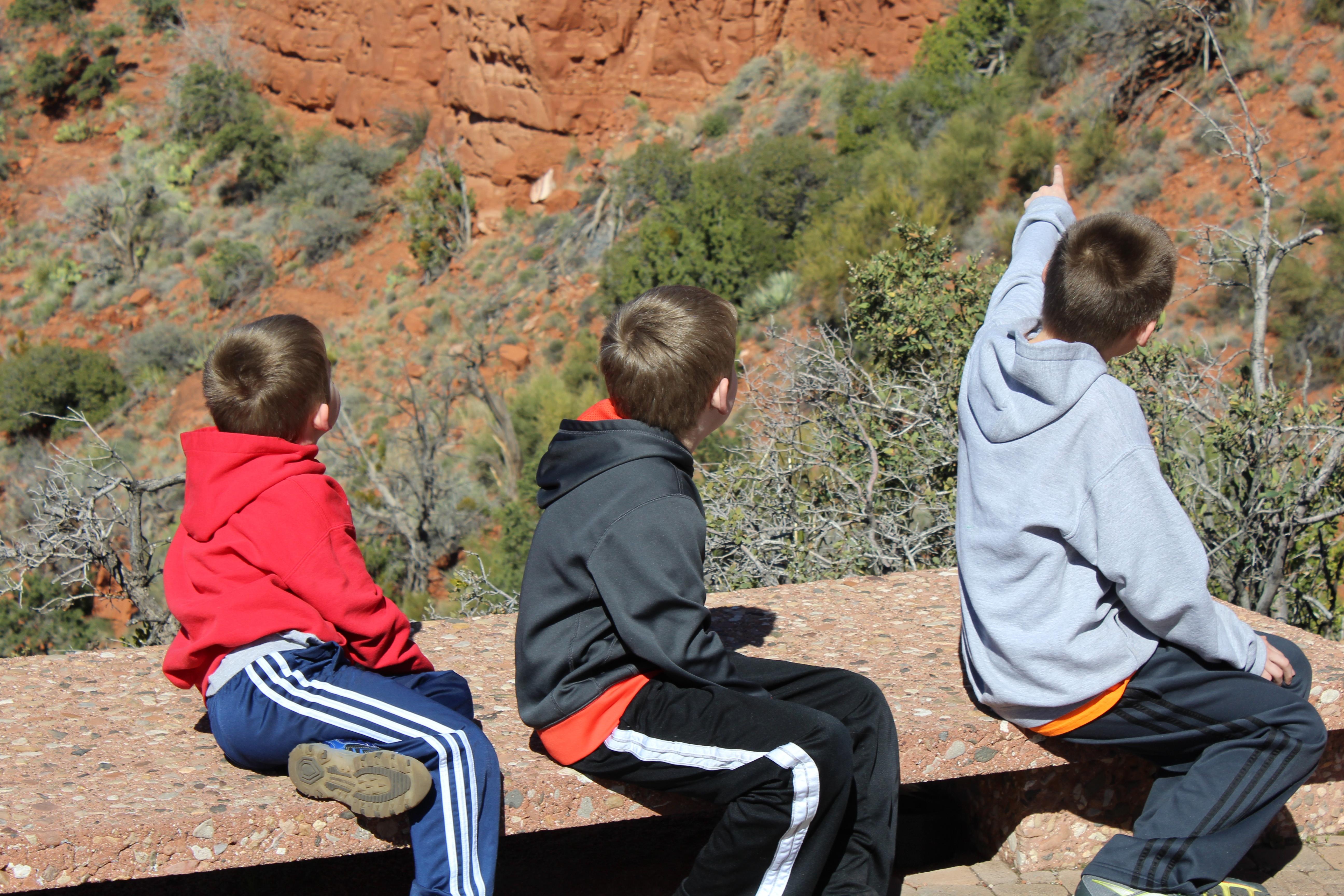 Family Trip to Arizona