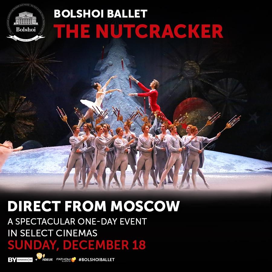 Bolshoi Ballet Fathom Events