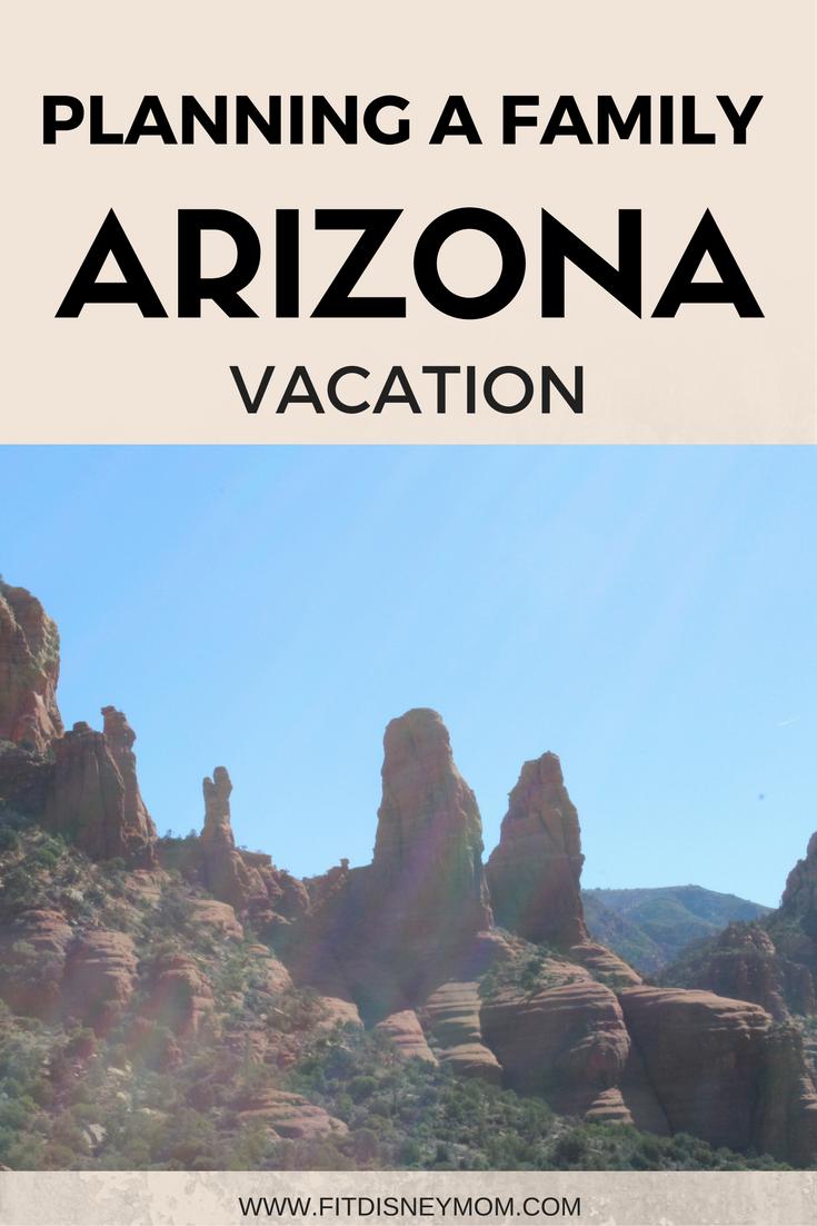 Family Vacation to Arizona