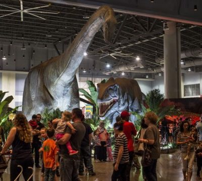 Find Adventure with Dinosaurs in Atlanta