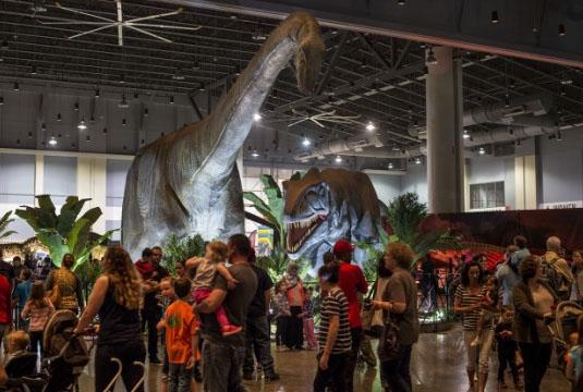 Jurassic Quest Atlanta