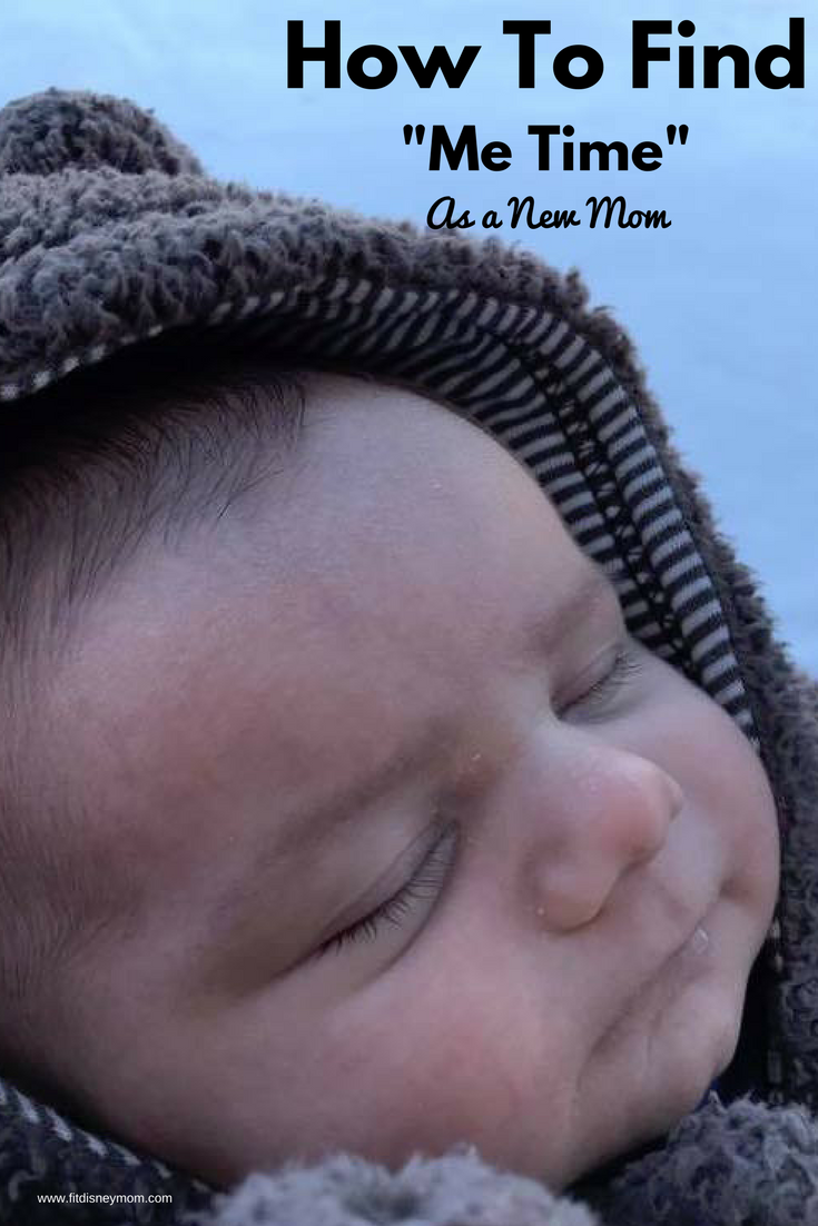 How to Find Time as a New Mom