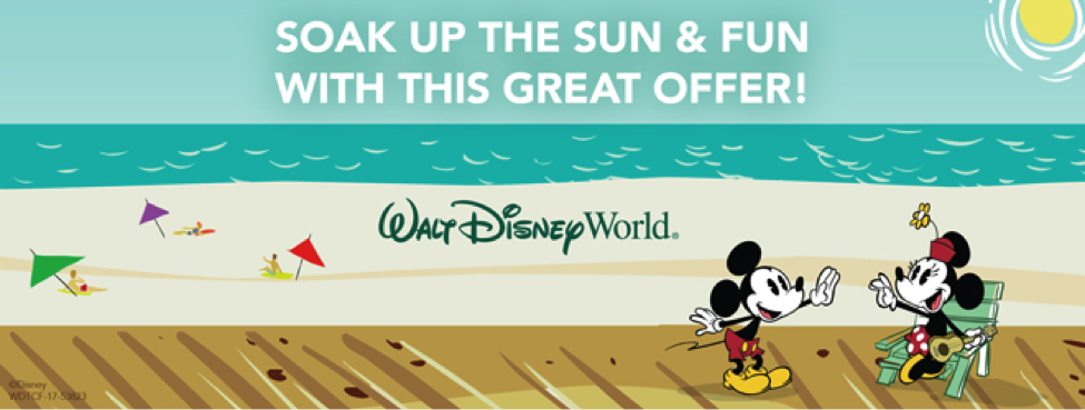 2017 Disney World Vacation Deals