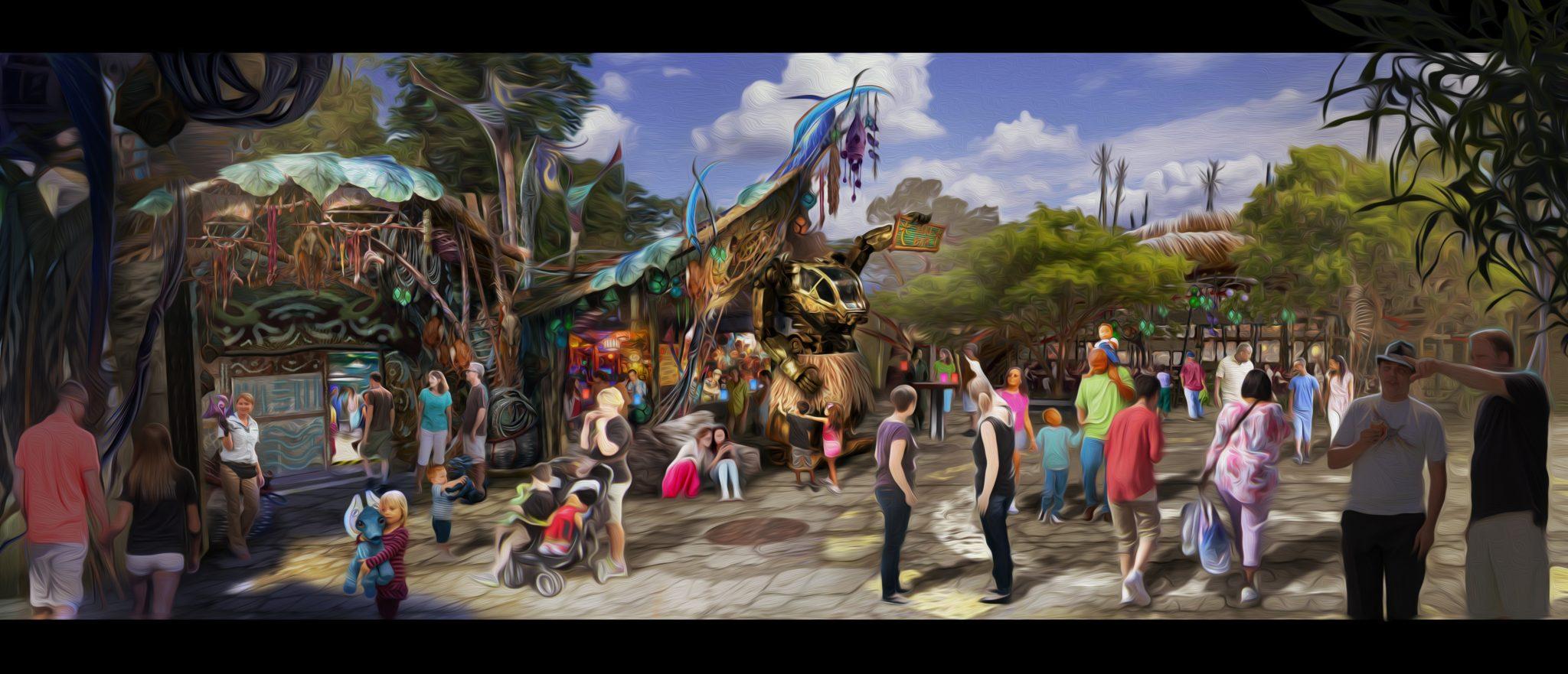 Walt Disney World, New at Walt Disney World, Avatar Land, New 2017 Walt Disney World Attractions