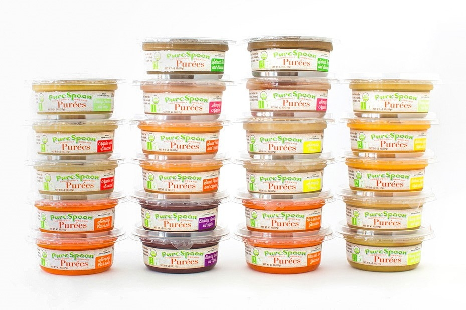 Pure Spoon Organic Baby Food