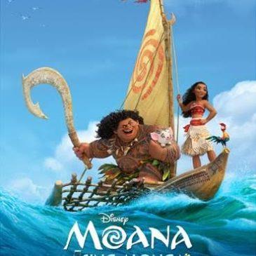 Moana Sing-Along Hits Theaters Soon