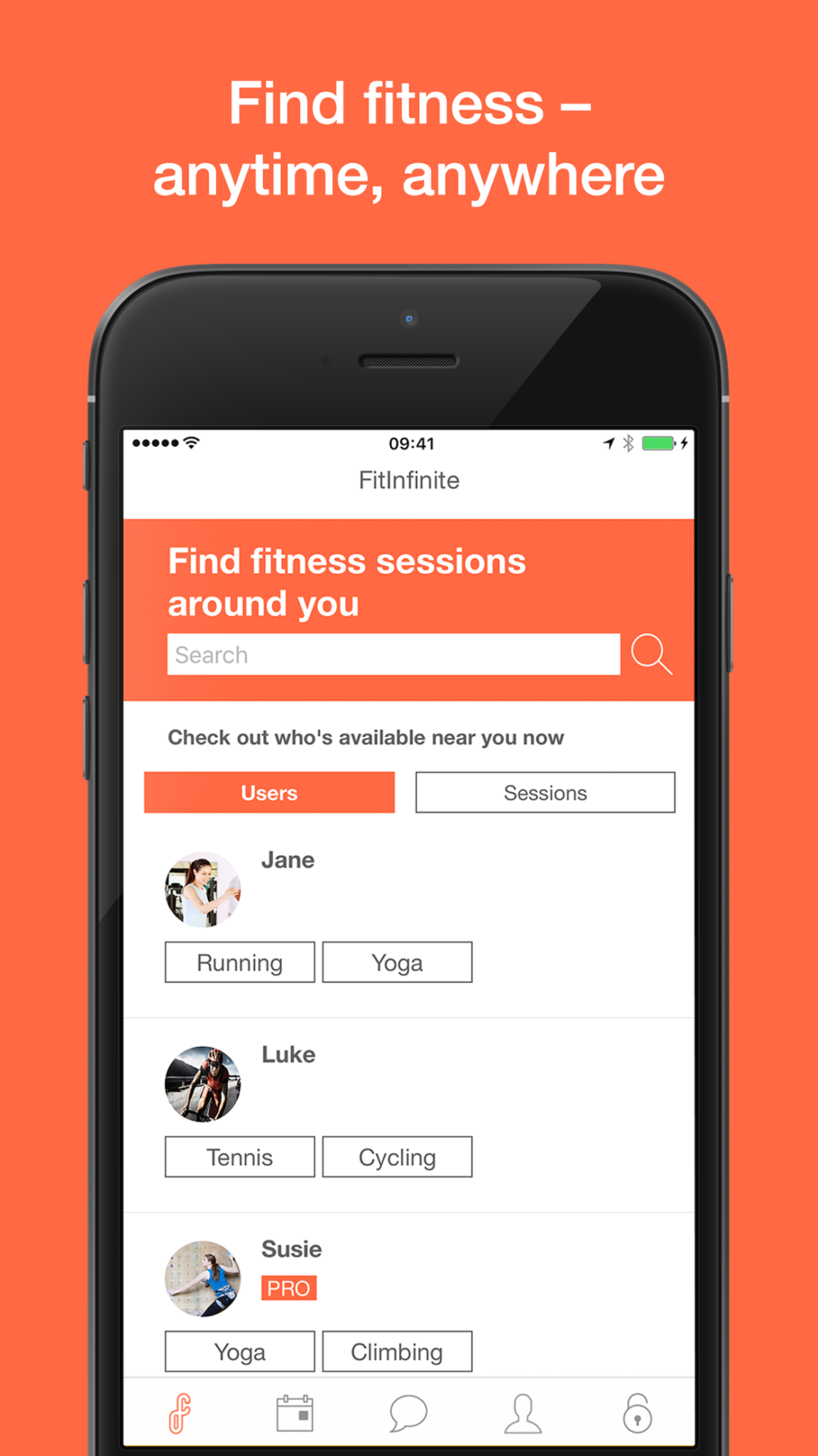 FitInfinite App Review